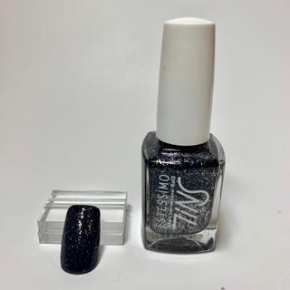 ティアイエヌエス(TiNS)のTINS ネイルカラー 025 ブラック(マニキュア)