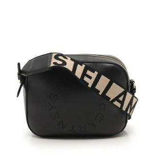 Stella McCartney - ステラマッカートニー ミニ カメラバッグ ブラック