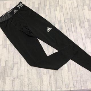 adidas - 美品  ❁  アディダス テックフィット コンプレッションタイツ