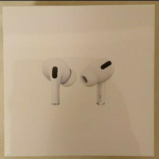 アップル(Apple)の【三台】airpods pro MWP22J/A(ヘッドフォン/イヤフォン)