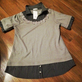 アクシーズファム(axes femme)の未使用夏服(Tシャツ(半袖/袖なし))