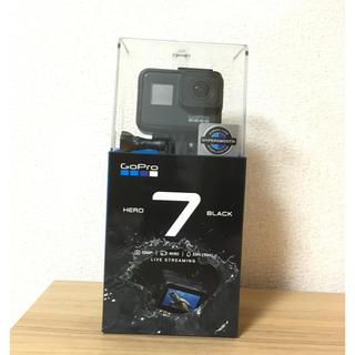 ゴープロ(GoPro)のGoPro HERO7 ブラック (コンパクトデジタルカメラ)
