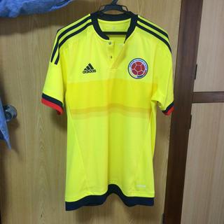 adidas - 新品 adidas コロンビア ユニフォーム Tシャツ フットボール フットサル