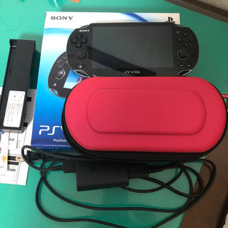 SONY - SONY PlayStationVITA 本体  PCH-1100 AA01