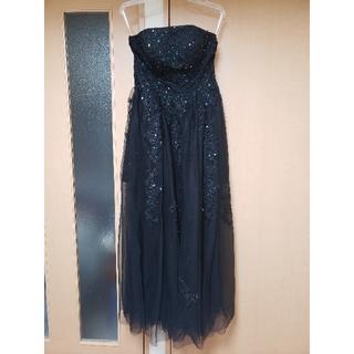 AIMER - 黒ロングドレス
