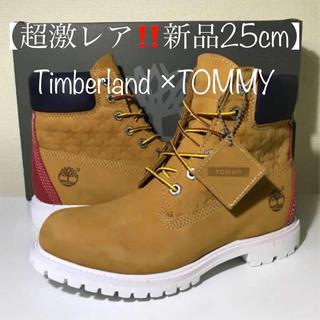 ティンバーランド(Timberland)の【超激レア‼️新品】25cm ティンバーランド × TOMMY コラボ (ブーツ)