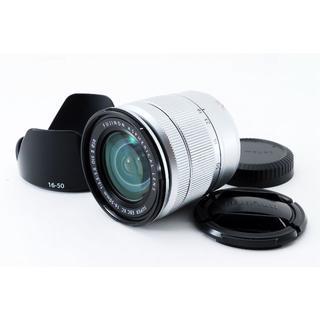 フジフイルム(富士フイルム)のA16★FUJIFILM XC 16-50mm  OIS II #2457-10(レンズ(ズーム))
