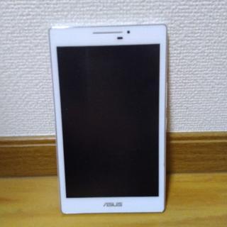 エイスース(ASUS)の【中古 送料込】ASUS ZenPad 7.0 16GB P01W Z370C(タブレット)