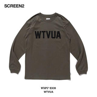W)taps - 19AW WTAPS  WTVUA L/S TEE ロンT spot
