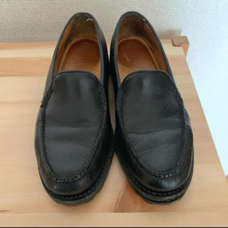 コールハーン(Cole Haan)のCOLEHAAN ローファー 23.5(ローファー/革靴)