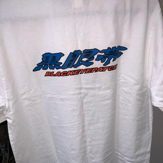 Supreme - ブラックアイパッチ 儀間隊 Tシャツ