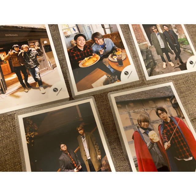 Hey! Say! JUMP(ヘイセイジャンプ)の薔薇と白鳥 公式写真 チケットの音楽(男性アイドル)の商品写真