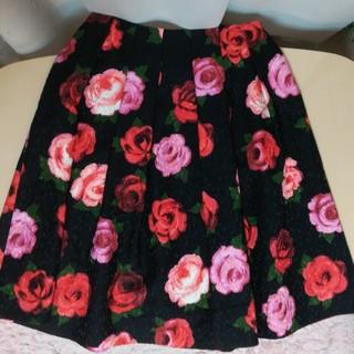 M'S GRACY - ご専用です 新品 エムズグレイシー 薔薇スカート