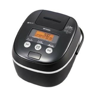 タイガー(TIGER)のタイガー 炊飯器 圧力IH炊飯ジャー 5.5合 JPC-B101-K(炊飯器)