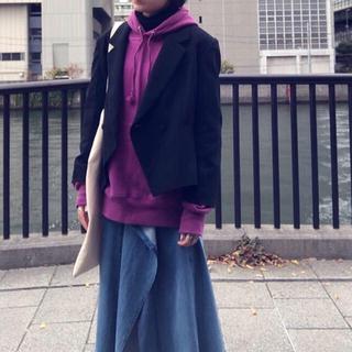 ステュディオス(STUDIOUS)の vintage black jacket(テーラードジャケット)