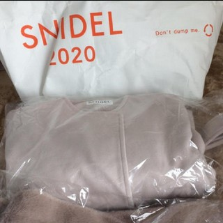 snidel - 新品 SNIDEL 2020福袋 ロングコート