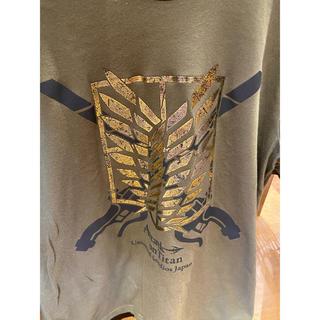 コウダンシャ(講談社)のUSJ ユニバ 限定 進撃の巨人 新品 半袖 Tシャツ M (Tシャツ(半袖/袖なし))