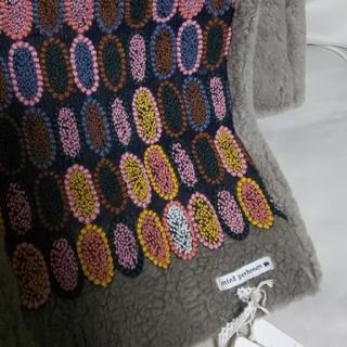 mina perhonen - (新品未使用  タグ付)ミナペルホネン タルト   ストール(ピンク)