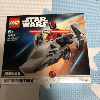 Lego - レゴ LEGO 75224 スターウォーズ マイクロファイター