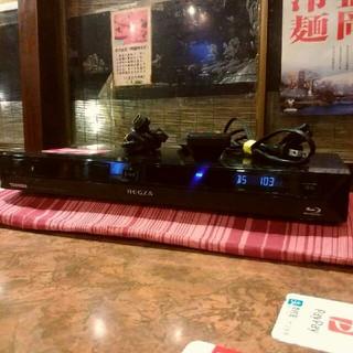 東芝 - 東芝 REGZA  DBR-Z110 2番組W録 320GB リモ等付 感動品❗