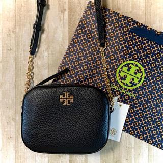 Tory Burch - 新品未使用 トリーバーチ ロゴ ブラック ショルダーバッグ クロスボディ バッグ