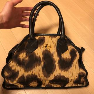 Vivienne Westwood - レオパード柄ハンドバッグ