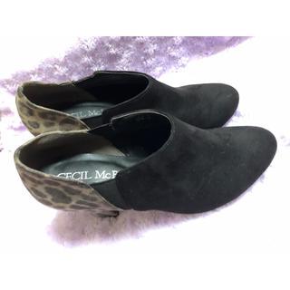 CECIL McBEE - セシルマクビー ブーツ