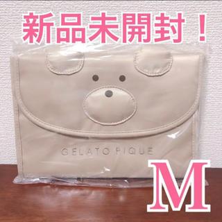 gelato pique - ジェラートピケ  Bear母子手帳ケース M