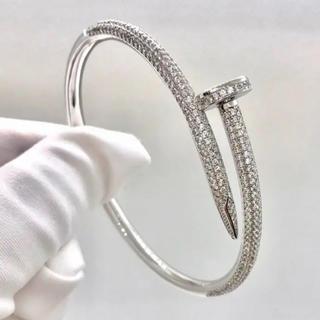 Cartier - 本家仕様✨釘ブレスレット❤️ユニセックス❤️