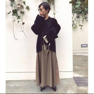 Ameri VINTAGE - ameri vintage SARAH 2WAY FLARE DRESS