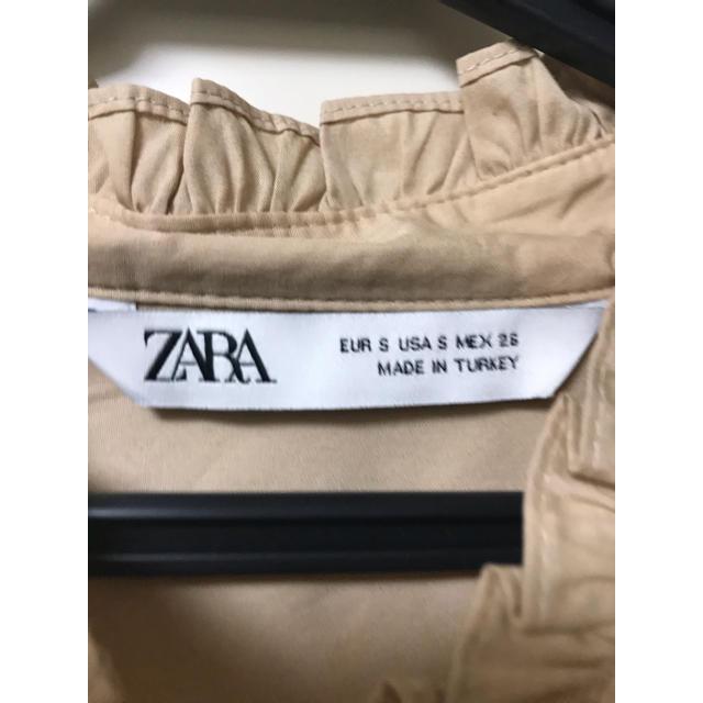 ZARA(ザラ)のzara コットンロングワンピース レディースのワンピース(ロングワンピース/マキシワンピース)の商品写真