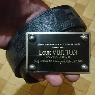 LOUIS VUITTON - ルイヴィトン ベルト リバーシブル