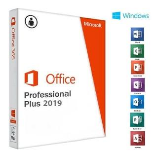 Microsoft - Microsoft Office Professional 2019