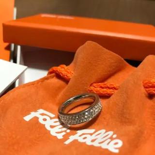 フォリフォリ(Folli Follie)のFolli Follie  無地 リング(リング(指輪))