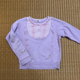 スーリー(Souris)のスーリー トレーナー 130(Tシャツ/カットソー)