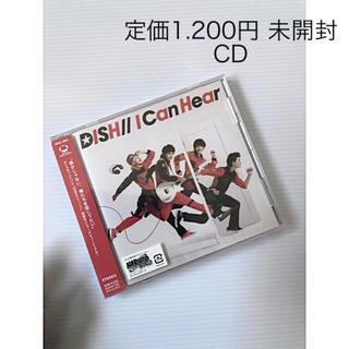定価1.200円 未開封 DISH// I Can hear CD