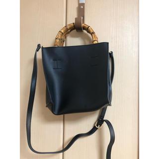 ORiental TRaffic - 最終値下げ‼︎木製ハンドルバッグ、ショルダーバッグ、オリエンタルトラフィック