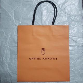 ユナイテッドアローズ(UNITED ARROWS)のUNITED ARROWS マッド 紙袋 手提げ袋 ショップ袋(ショップ袋)