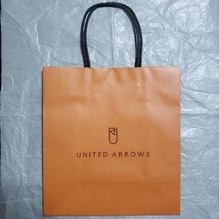 ユナイテッドアローズ(UNITED ARROWS)のUNITED ARROWS ツルツル 紙袋 手提げ袋 ショップ袋(ショップ袋)