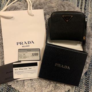 PRADA - プラダ 折りたたみ財布*