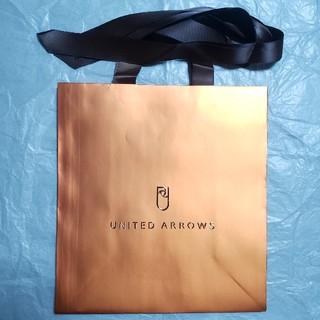 ユナイテッドアローズ(UNITED ARROWS)のUNITED ARROWS リボン 紙袋 手提げ袋 ショップ袋(ショップ袋)