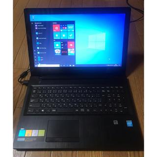Lenovo - 美品でお買得‼ 新品SSD 2.16GHz 8GB  Office 付き