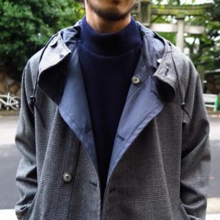 COMOLI - KAPTAIN SUNSHINE /リバーシブル / コート
