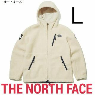 THE NORTH FACE - 1着限定!THE NORTH FACE リモフリース ホワイトレーベル パーカー