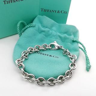 Tiffany & Co. - 希少 美品 ティファニー チェーン リンク ブレスレット ZZ32