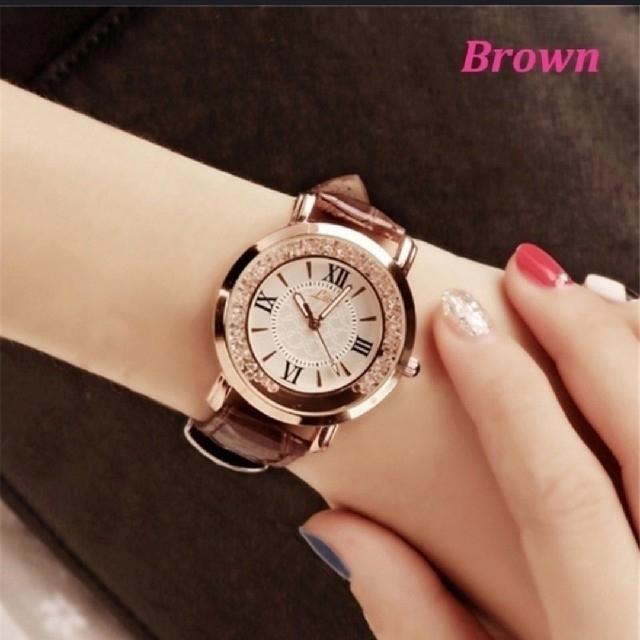 R-5 パーティー用ゴージャスウォッチ レディースのファッション小物(腕時計)の商品写真