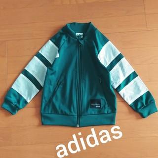 adidas - adidas★デザインジャージ100
