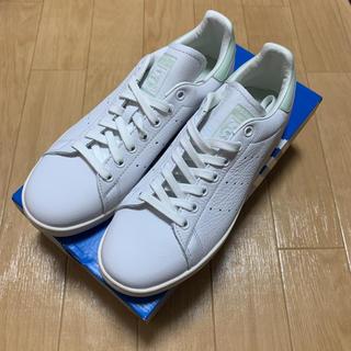 アディダス(adidas)のアディダス スタンスミス 26.0cm グリーン(スニーカー)