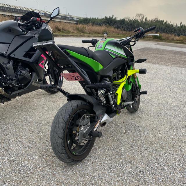 カワサキ(カワサキ)のZ125pro スタント エクストリーム 自動車/バイクのバイク(車体)の商品写真