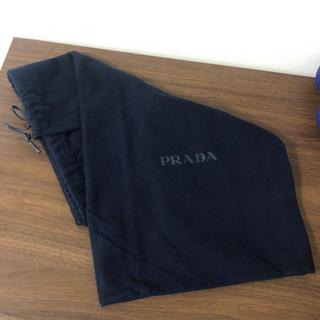 プラダ(PRADA)の★プラダ 大型巾着 PRADA 旅行用 布袋 新品 ★(その他)